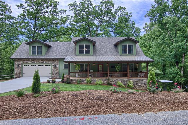 284 Fern Cove Lane, Pisgah Forest, NC 28768 (#3386337) :: Roby Realty