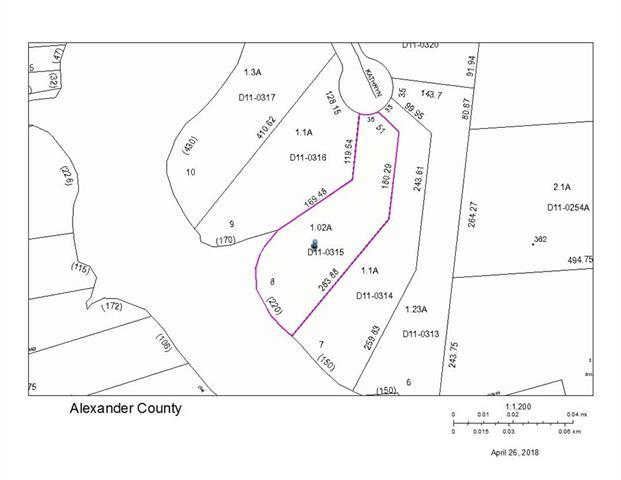 Lot 8 & 8A Kathryn Lane, Taylorsville, NC 28681 (#3386394) :: Exit Mountain Realty
