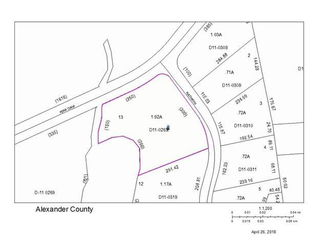 Lot 13 Kathryn Lane, Taylorsville, NC 28681 (#3386408) :: Exit Mountain Realty
