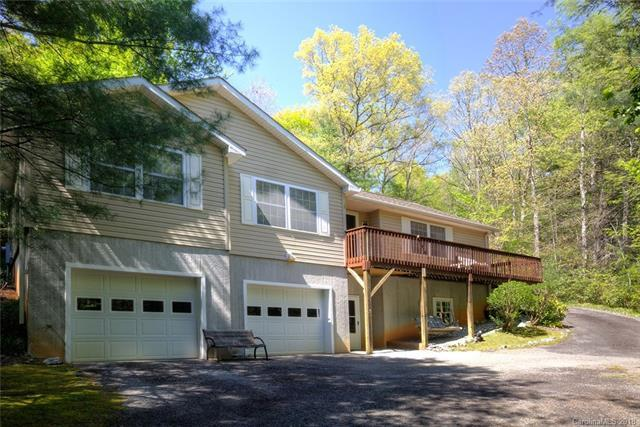 17 Rocky Ridge Road #17, Pisgah Forest, NC 28768 (#3386509) :: Exit Mountain Realty