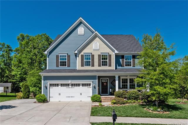 7014 Clover Hill Road, Indian Trail, NC 28079 (#3386558) :: Scarlett Real Estate