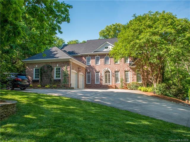 3819 Gleneagles Road, Charlotte, NC 28210 (#3386665) :: Charlotte's Finest Properties
