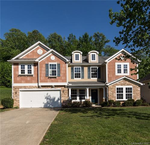 7516 Brookwood Valley Lane, Mint Hill, NC 28227 (#3386800) :: Team Southline