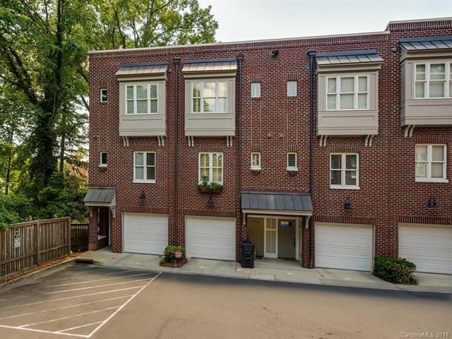 100 Laurel Avenue #117, Charlotte, NC 28207 (#3386822) :: High Performance Real Estate Advisors