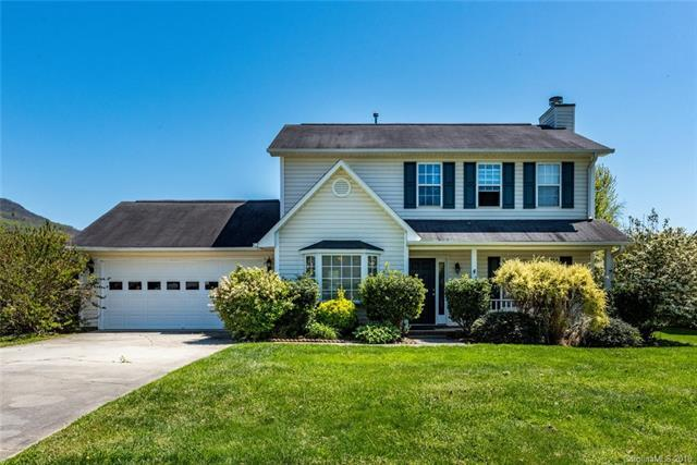 125 Rolling Meadow Road, Fletcher, NC 28732 (#3387136) :: Miller Realty Group