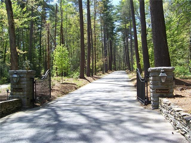 Lot 13 Sherwood Drive S #13, Flat Rock, NC 28731 (#3387447) :: Exit Mountain Realty