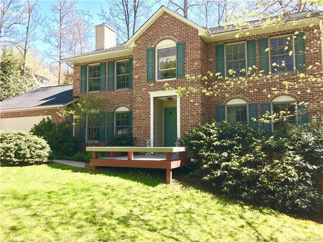 23 Bent Oak Lane #11, Asheville, NC 28803 (#3387501) :: Rinehart Realty