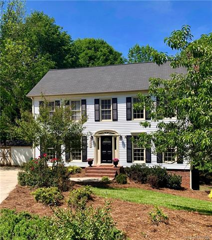 8229 Bellfield Place, Charlotte, NC 28270 (#3387517) :: LePage Johnson Realty Group, LLC