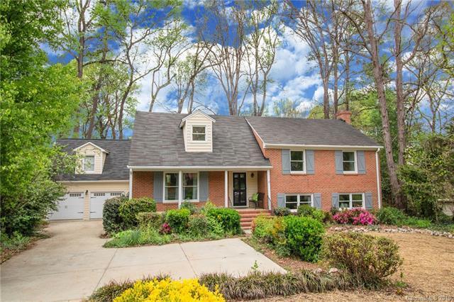 4027 Rutherford Drive, Charlotte, NC 28210 (#3387605) :: High Performance Real Estate Advisors