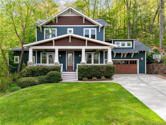 107 Red Cedar Lane, Asheville, NC 28803 (#3387623) :: High Performance Real Estate Advisors