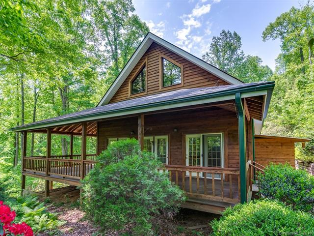 730 Bear Creek Lane, Saluda, NC 28773 (#3387658) :: Cloninger Properties