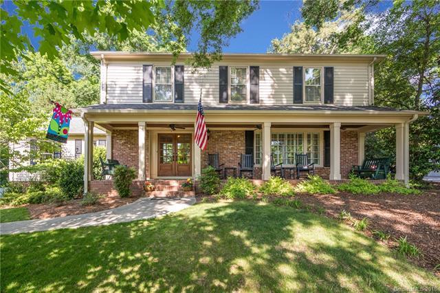 3711 Larkston Drive, Charlotte, NC 28226 (#3387736) :: LePage Johnson Realty Group, LLC