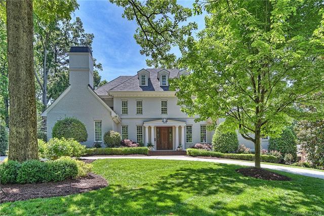 3822 Abingdon Road, Charlotte, NC 28211 (#3387805) :: Miller Realty Group