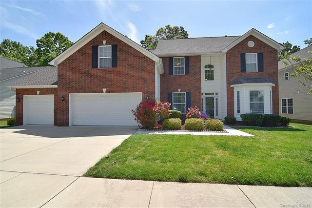 7004 Fine Robe Drive, Indian Trail, NC 28079 (#3387931) :: High Performance Real Estate Advisors