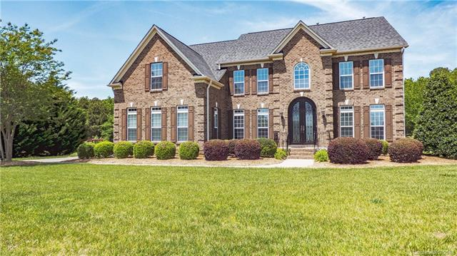 8515 Carly Lane, Mint Hill, NC 28227 (#3387957) :: Stephen Cooley Real Estate Group