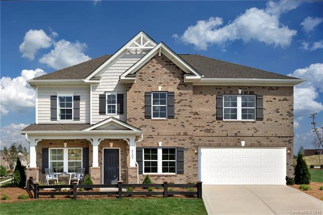 2103 Grist Mill Drive SW #1, Concord, NC 28025 (#3387983) :: Team Southline