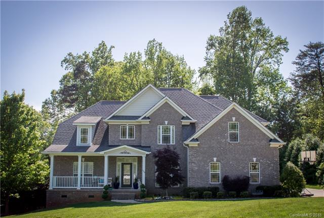 128 Cedar Woods Drive, Mooresville, NC 28117 (#3388029) :: Odell Realty Group