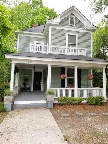 302 Maurice Street, Monroe, NC 28112 (#3388069) :: TeamHeidi®