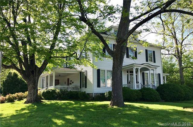 802 N Main Avenue, Newton, NC 28658 (#3388287) :: High Performance Real Estate Advisors