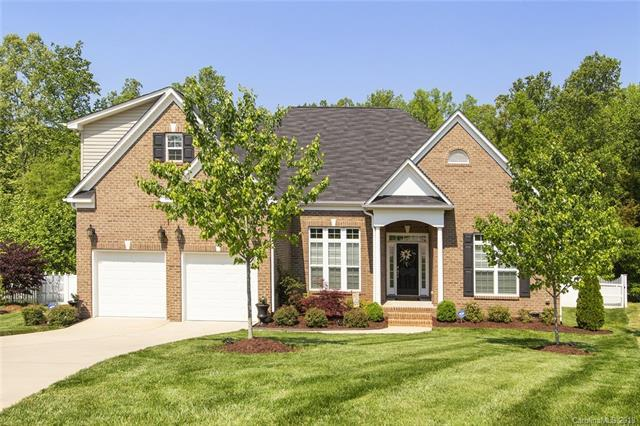 7205 Stableford Lane, Stanley, NC 28164 (#3388342) :: Cloninger Properties