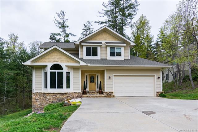 33 Village Pointe Lane #3, Asheville, NC 28803 (#3388351) :: Puffer Properties