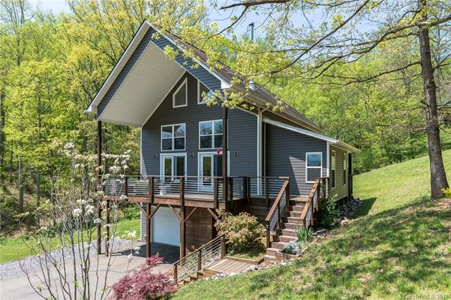 193 Scarlett Ridge Drive, Marshall, NC 28753 (#3388400) :: Puffer Properties