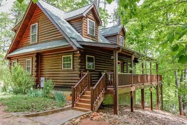 146 Doves Way, Lake Lure, NC 28746 (#3388422) :: Puffer Properties