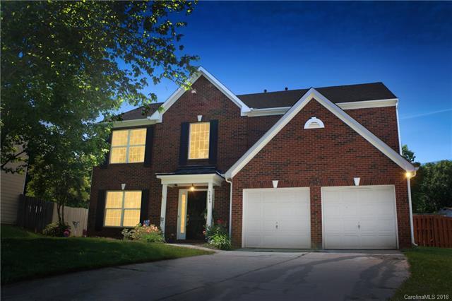 7906 Avensong Court, Huntersville, NC 28078 (#3388520) :: Cloninger Properties