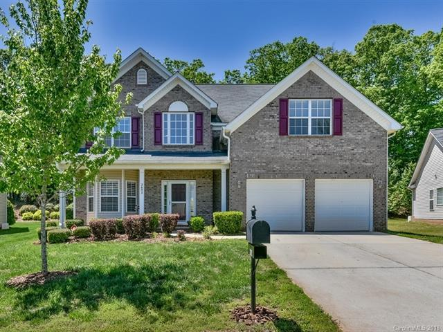 2602 Sierra Chase Drive, Monroe, NC 28112 (#3388543) :: The Ann Rudd Group