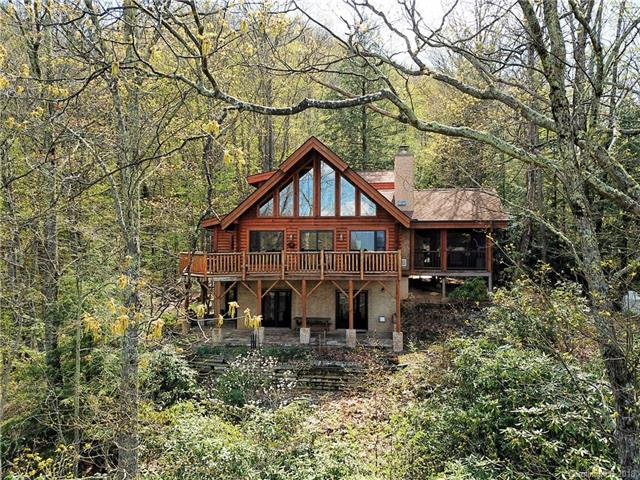 207 Hoot Owl Ridge, Maggie Valley, NC 28751 (#3388594) :: Exit Mountain Realty