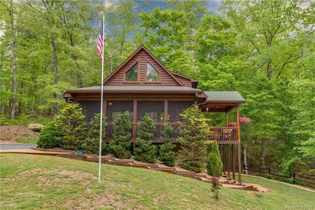 380 Front Ridge Circle, Rutherfordton, NC 28139 (#3388815) :: Zanthia Hastings Team