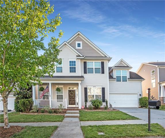 8218 Cottsbrooke Drive, Huntersville, NC 28078 (#3388840) :: Century 21 First Choice