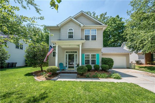 9930 Glencrest Drive, Huntersville, NC 28078 (#3388868) :: LePage Johnson Realty Group, LLC