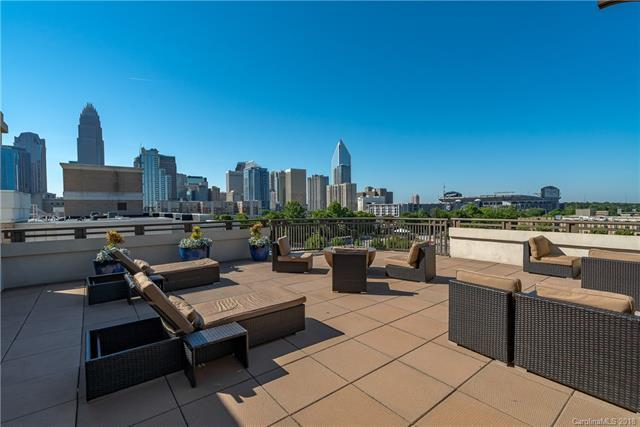 718 W Trade Street #605, Charlotte, NC 28202 (#3388916) :: The Ramsey Group
