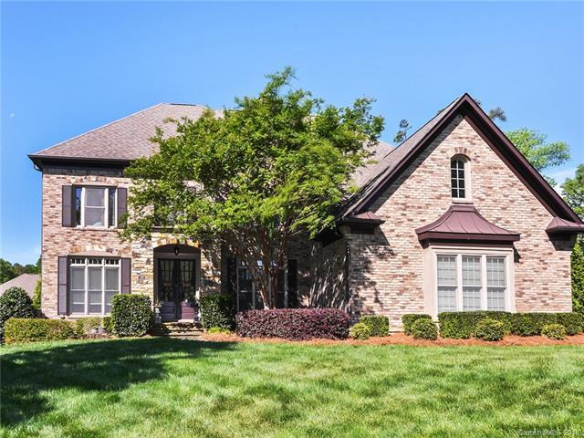 4001 Ainsdale Drive, Matthews, NC 28104 (#3388922) :: Odell Realty Group
