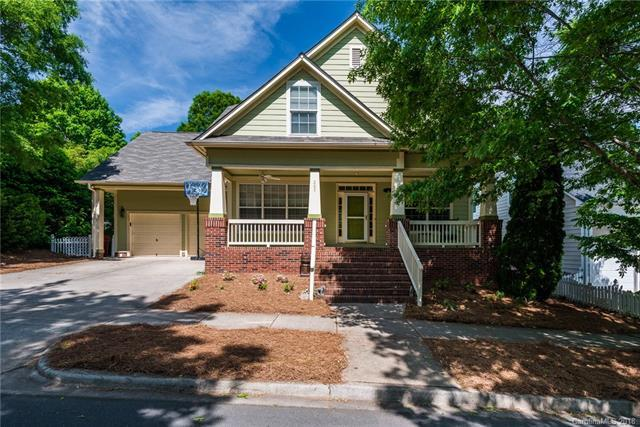 203 Fairview Lane, Davidson, NC 28036 (#3388977) :: The Andy Bovender Team