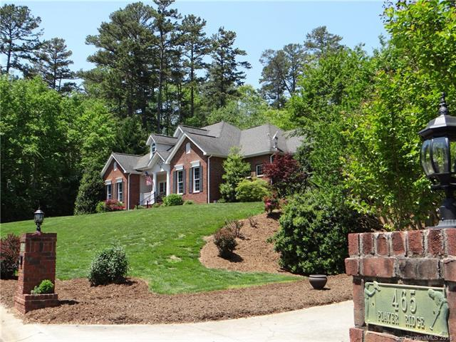 465 Players Ridge Road #64, Hickory, NC 28601 (#3389082) :: Rinehart Realty