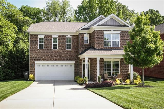 4121 Stacy Boulevard, Charlotte, NC 28209 (#3389097) :: High Performance Real Estate Advisors