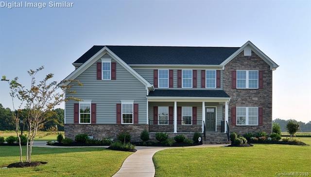4327 Ireland Way #02, Harrisburg, NC 28075 (#3389152) :: Robert Greene Real Estate, Inc.
