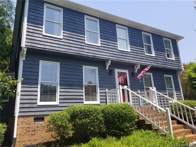 16539 Grapperhall Drive, Huntersville, NC 28078 (#3389214) :: High Performance Real Estate Advisors