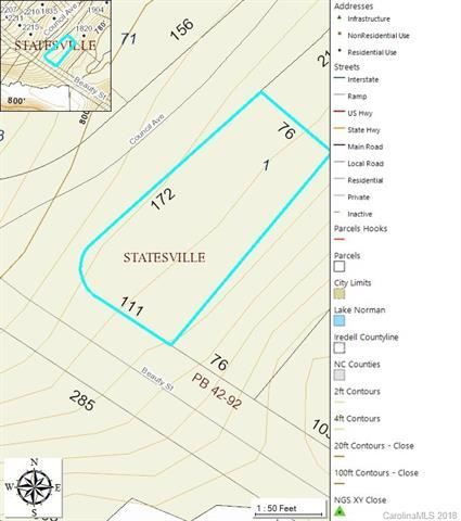 lot 1 Beauty Street #1, Statesville, NC 28625 (#3389278) :: MartinGroup Properties