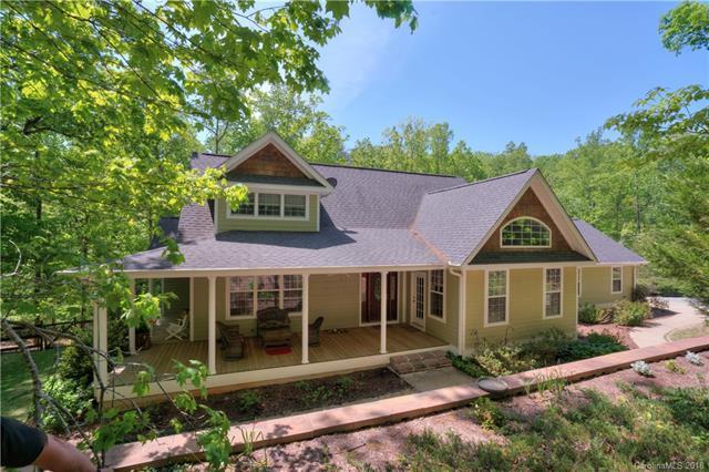 196 Blackbird Lane, Tryon, NC 28782 (#3389296) :: Puffer Properties