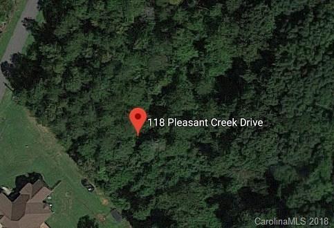 118 Pleasant Creek Drive #5, Cleveland, NC 27013 (#3389312) :: LePage Johnson Realty Group, LLC