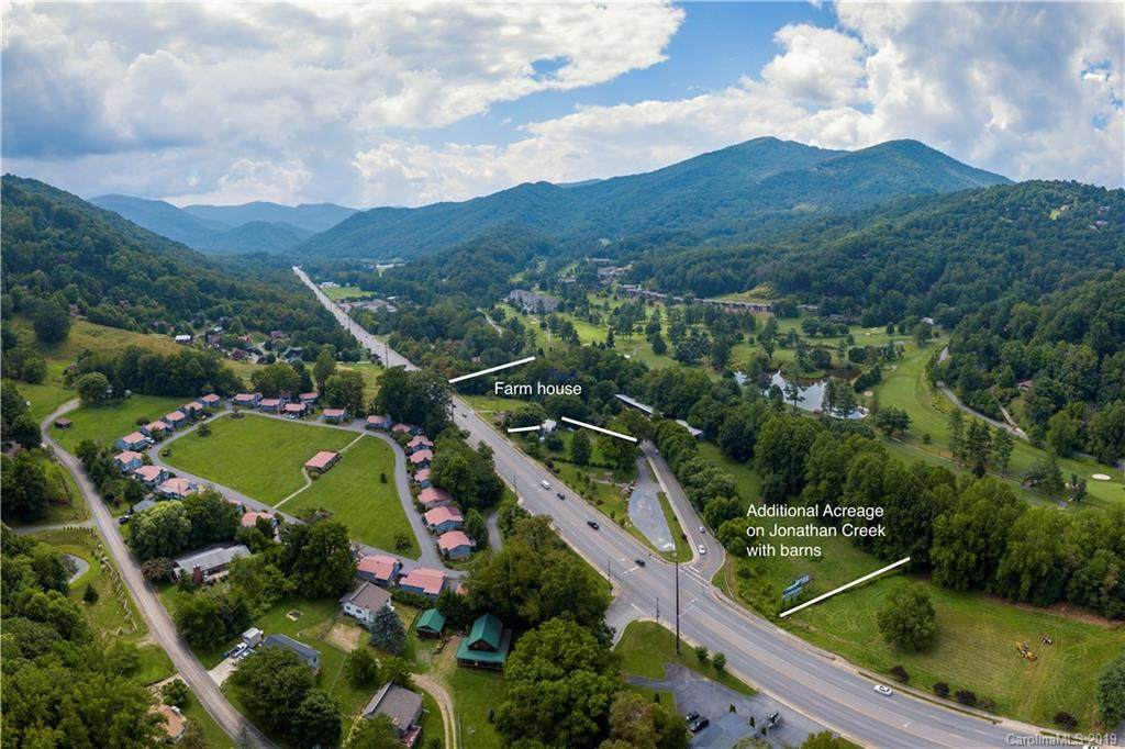 00 Moody Farm Road, Maggie Valley, NC 28751 (#3389340) :: Odell Realty