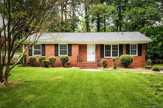 2823 Flintridge Drive #10, Charlotte, NC 28212 (#3389345) :: Leigh Brown and Associates with RE/MAX Executive Realty