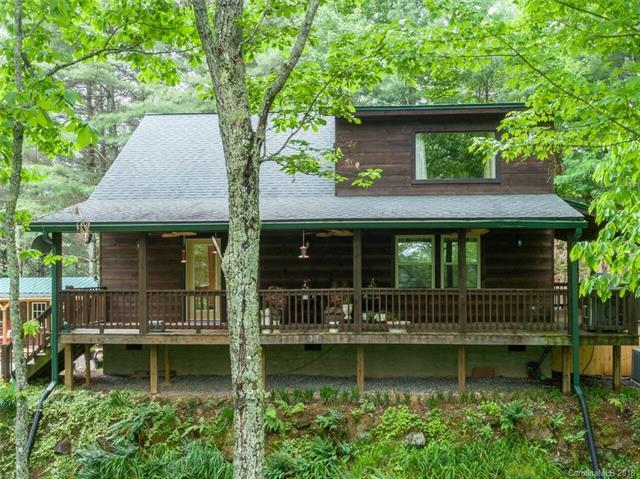 170 Little Peanut Drive, Sylva, NC 28779 (#3389441) :: Odell Realty