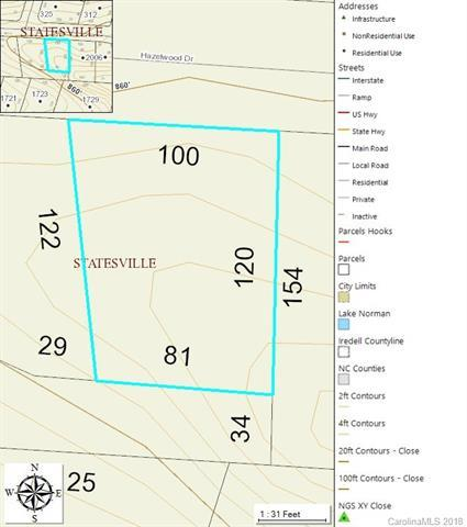 Lot 73 Hazelwood Drive, Statesville, NC 28625 (#3389449) :: LePage Johnson Realty Group, LLC