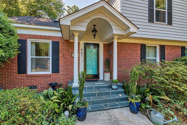 647 Reynolds Drive, Charlotte, NC 28209 (#3389580) :: Stephen Cooley Real Estate Group