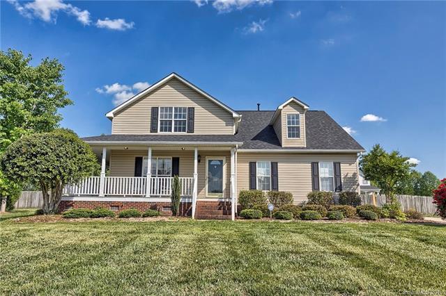 201 Maple Ridge Circle, Salisbury, NC 28147 (#3389607) :: Robert Greene Real Estate, Inc.