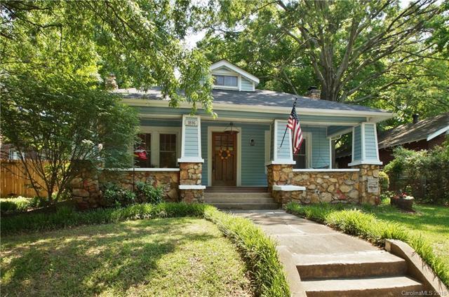 1816 Thomas Avenue, Charlotte, NC 28205 (#3389626) :: High Performance Real Estate Advisors